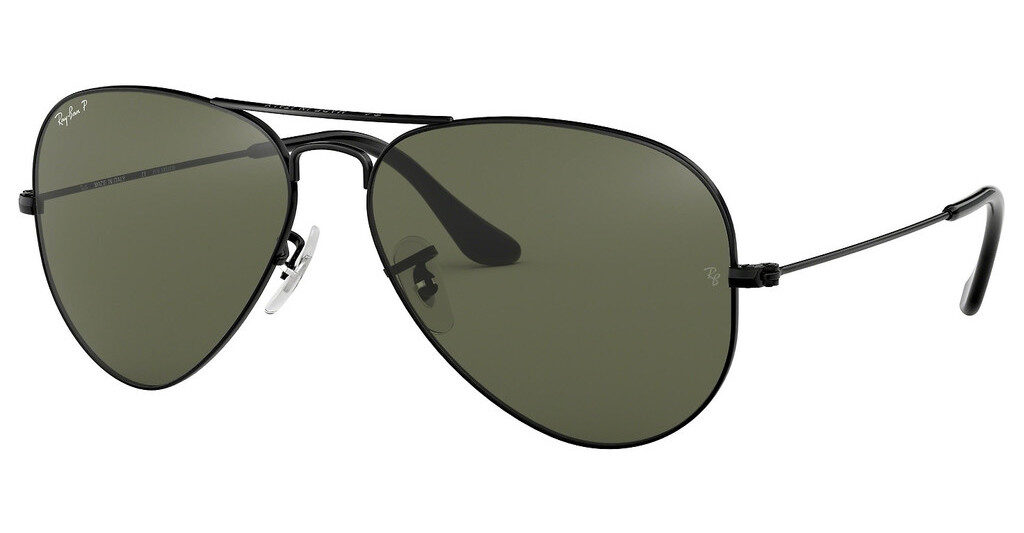 RAY-BAN RB3025 AVIATOR LARGE METAL 002/58