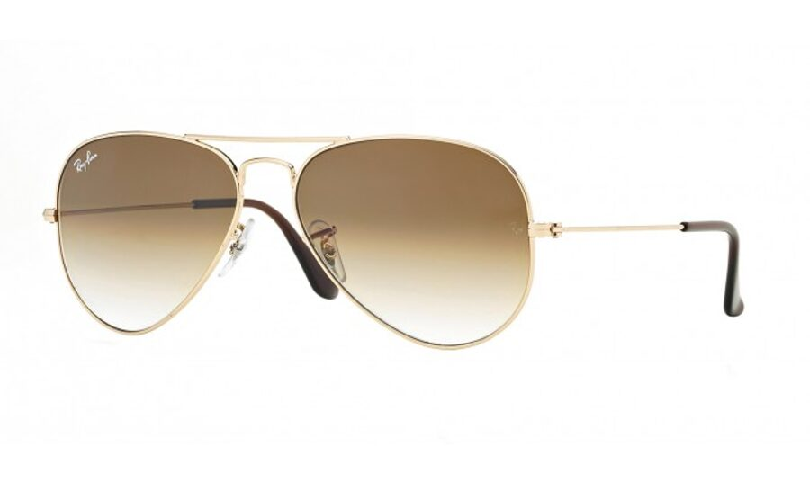 RAY-BAN RB3025 AVIATOR LARGE METAL 001/51